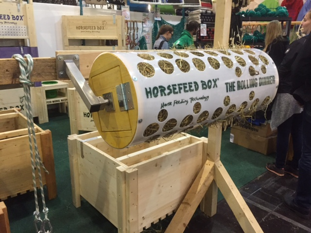 Futterplatzerl Horsefeed-box